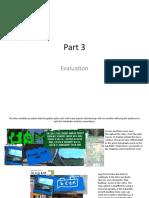 Part 3 Evaluation
