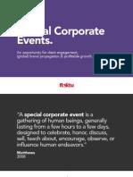 Floktu Corporate Events