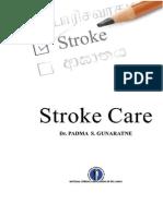 Stroke Care Book