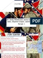 student ppt the events of the civil war