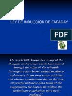 Ley de inducción de Faraday