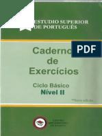 Caderno de Exercicios Nivel2