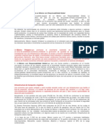 Proyección Internacional Para Un México Con Responsabilidad Global