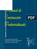 Manual de Construcción Industrial – MAC DONNELL