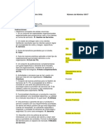 Ejercicio 1 v0.1 ITIL