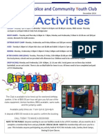 PCYC Newsletter