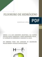 Fluoruro de Hidrógeno