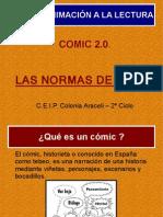 Comic Normas de La Clase