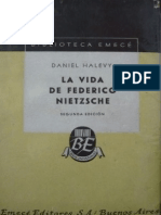 Halevy Daniel - Vida de Federico Nieztsche