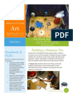 lab school exhibition newsletter
