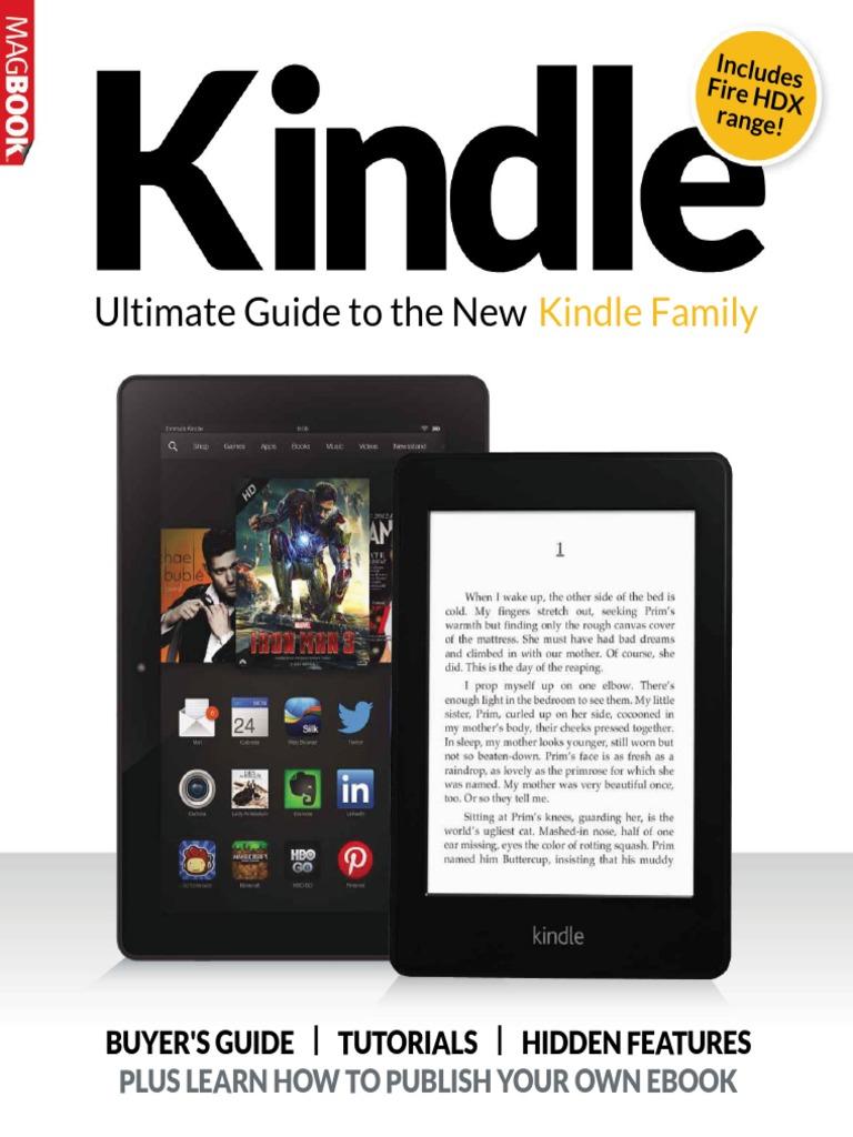 Ultimate Guide to Amazon Kindle 3rd Edition UK.pdf   Kindle Fire   Amazon  Kindle