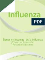 Signos y sintomas de la influenza