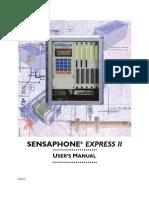 Sensophone Manual (Express II)