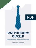 Case Interviews Cracked