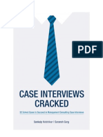 Case Interviews Cracked