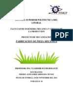 Informe de Ecologia