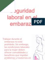 Seguridad Laboral en El Embarazo (2)