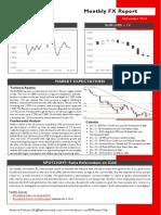 Monthly FX Report - November 2014