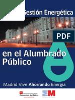 Guia de Gestion Energetica en El Alumbrado Publico Fenercom 2013