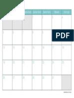 Calendario Jan 2015