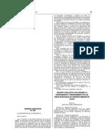 decreto legistlativo  1166