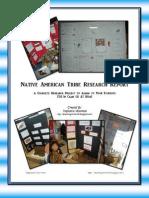 demonativeamericantriberesearchreportproject