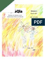 Revista de Química MoleQla Primera Edición