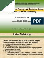 Urgensi PR Laut di dalam Perspektif UUPR-rev1.ppt