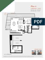 Aperture Vancouver Presale Condo Floor Plan a Mike Stewart