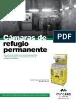 Refugios Permantentes - Mina Subterranea Spanish WEB