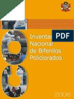 Inventario Nacional de PCBs