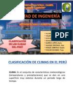 CLIMA METEOROLOGIA