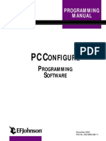 PCConfigure Programming Manual