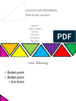 Water Treatment Ppt Blm Beres