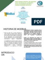 Historia de Modbus