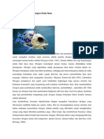 Laporan Konsumsi Oksigen Pada Ikan