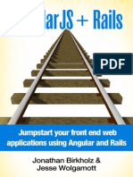 Angular + Rails