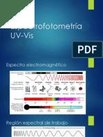 Espectrofotometría de Absorción en El Infrarrojo