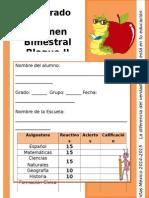 6to Grado - Bloque 2 (2014-2015)