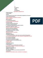Anemias y poliglobulias