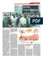Políti-K 7º Edición pag 8. Descubre todo sobre el SACO Venezuela. Economía Comunal