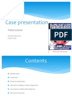 Case Presentation TB