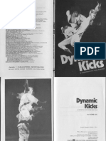 Dynamic Kicks Essentials For Free Fighting - Chong Lee 1975