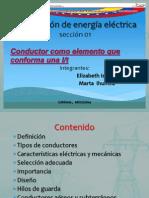 Transmisión de Energía Eléctrica PRESE