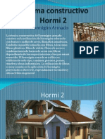Sistema constructivo Hormi 2 paneles.ppt