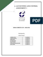 MAC Assignment ch16 ahm case study