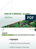 20130823 EGCO AnalystBriefing2Q2013 01