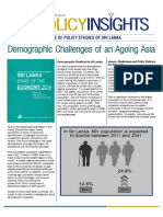 SOE2014 Policy Insights - 'Demographic Challenges of an Ageing Asia'
