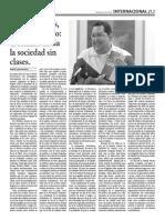 Políti-K 7º Edición. Marx y Engels, Chávez y Cano
