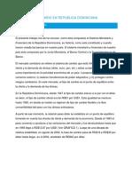 Mercado Monetario en Republica Dominicana